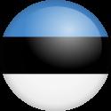 estonia-flag-3d-round